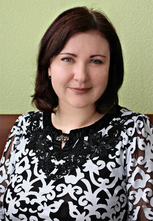 Овечкіна Лариса Віталіївна